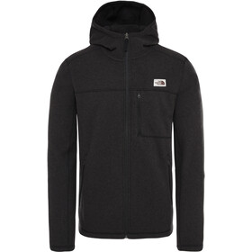 The North Face Gordon Lyons Hupullinen Takki Miehet, tnf black heather